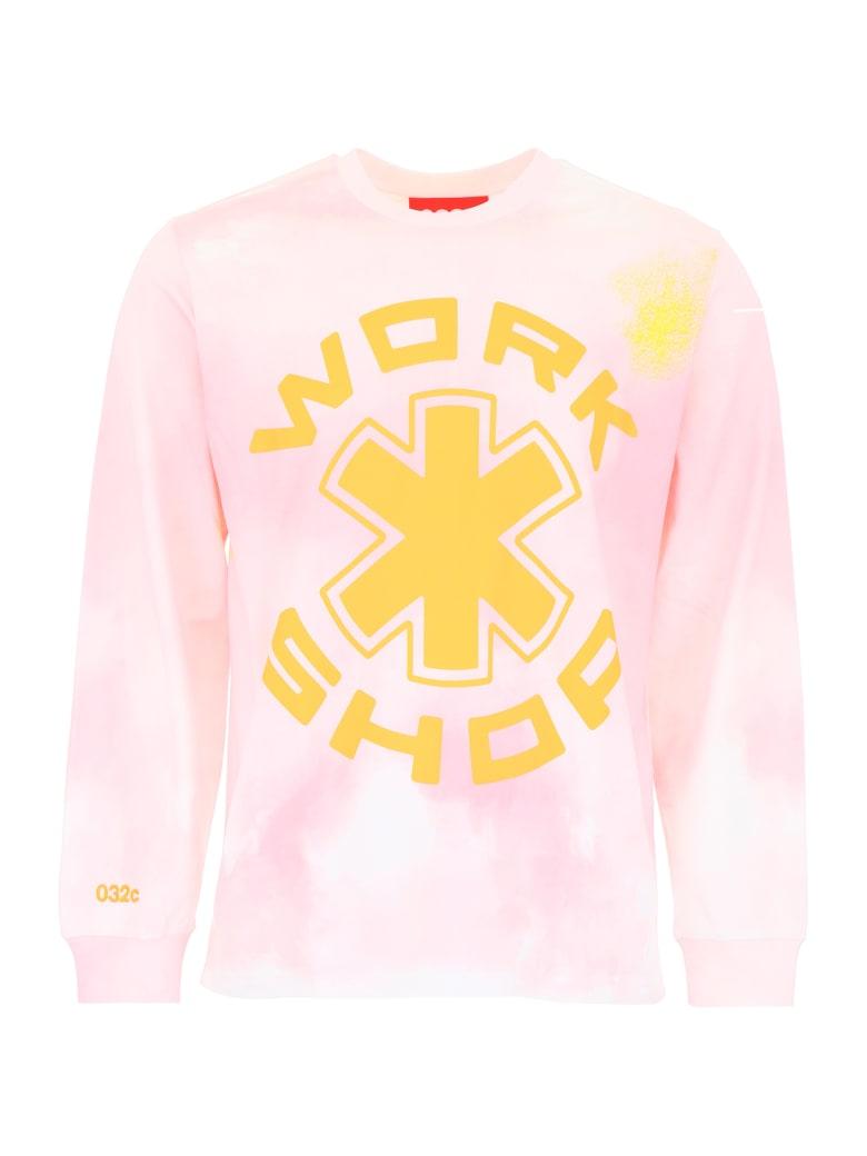 032c Workshop T-shirt - PINK (Pink)