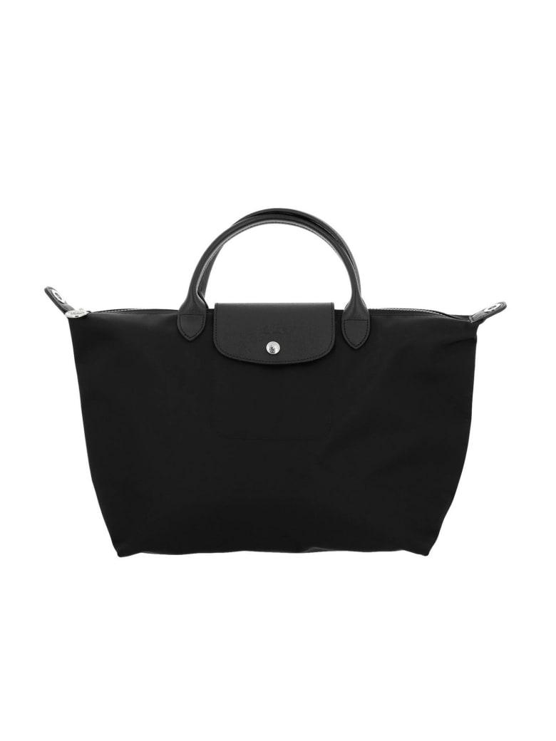 Longchamp Travel Case Shoulder Bag Women Longchamp - black