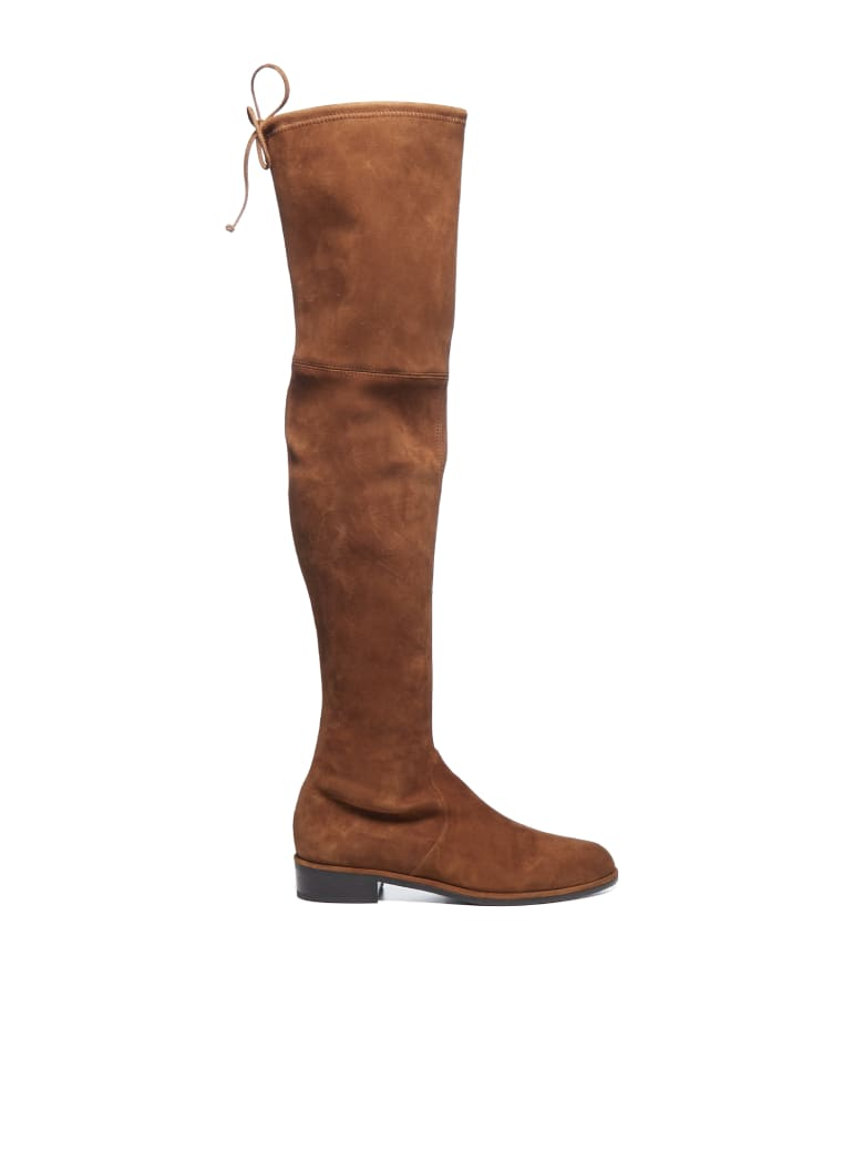Stuart Weitzman Boots - Coffee