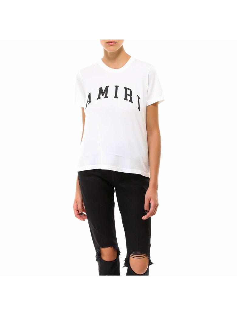 AMIRI College Amiri Tee T-shirt - White