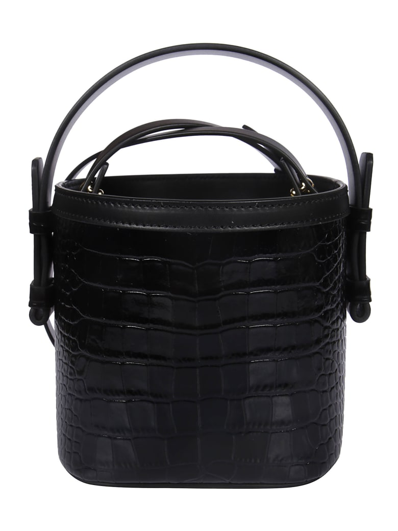 Nico Giani Adenia Mini Bucket Bag - Black