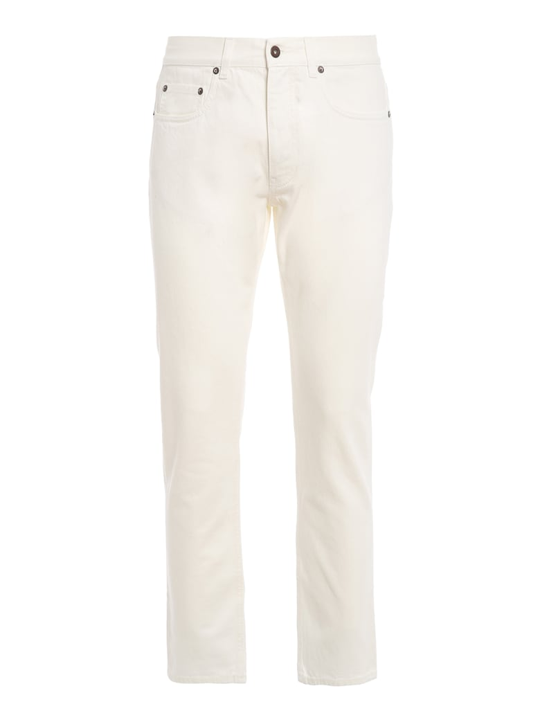 GM77 Jeans - Wh White