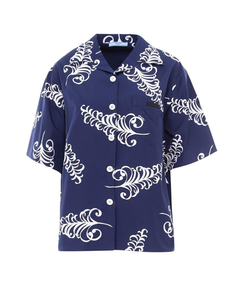 Prada Shirt - Blue