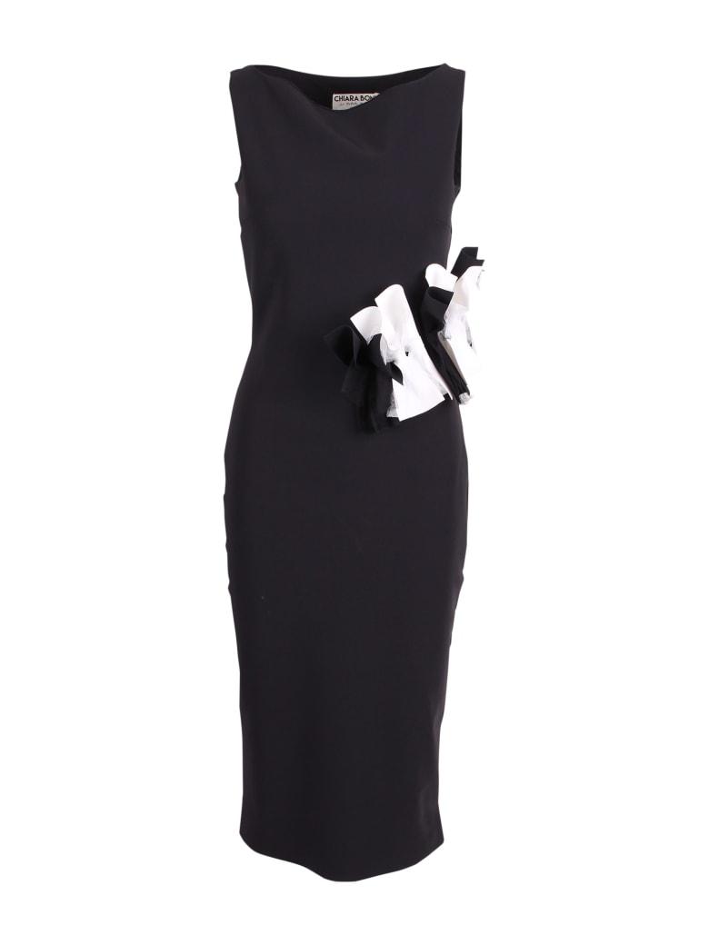 La Petit Robe Di Chiara Boni La Petit Robe By Chiara Boni 'lem' Polyamide Dress - Black