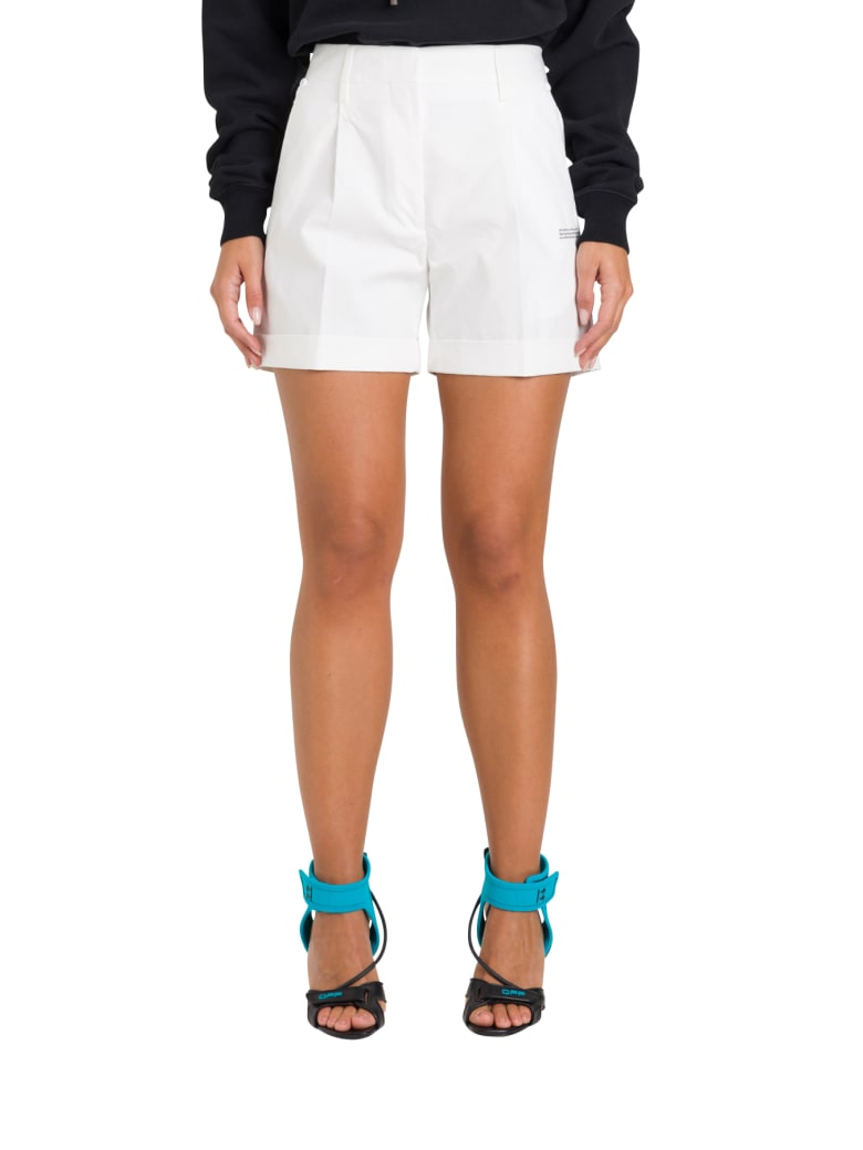 Off-White Tailored Shorts - White