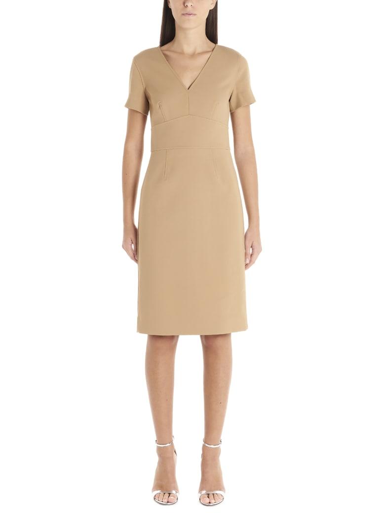 Diane Von Furstenberg 'klora' Dress - Beige
