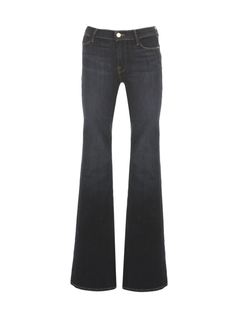 Frame Long Flared Jeans - Sutherland