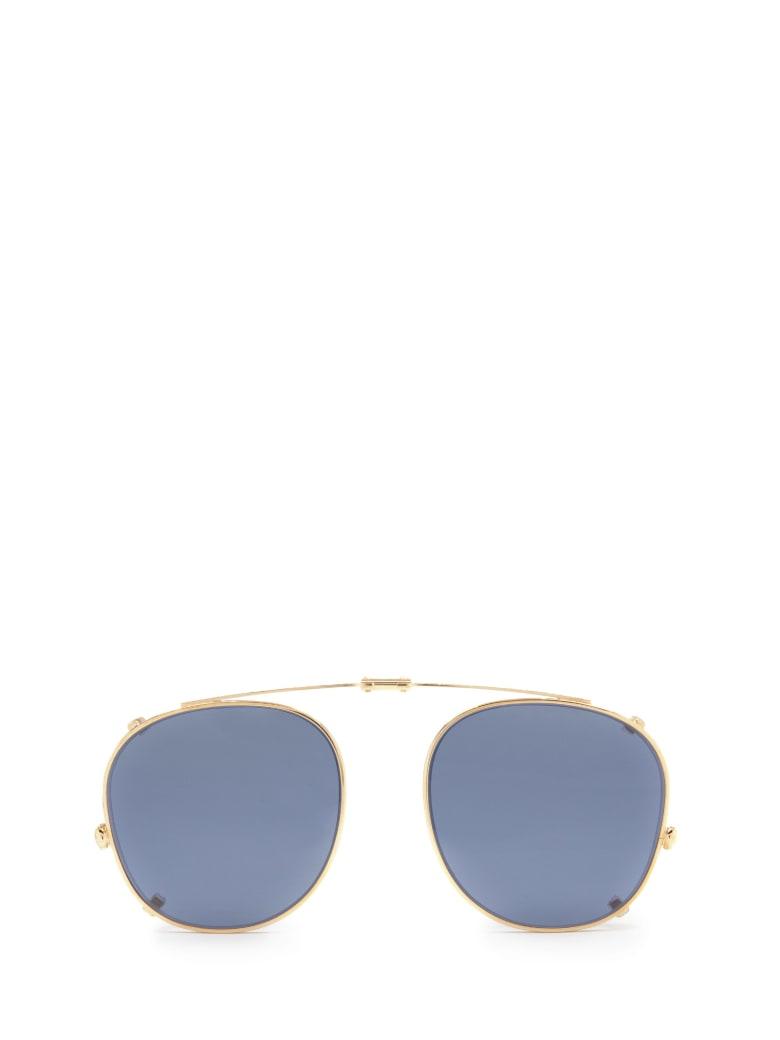 AHLEM Ahlem Voltaire Clip Rose Gold Sunglasses - ROSE GOLD
