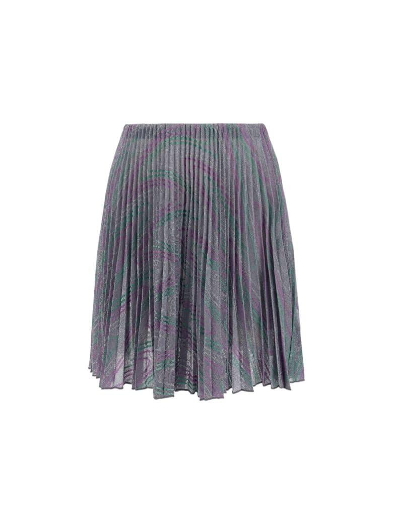 M Missoni Skirt - Azzurro