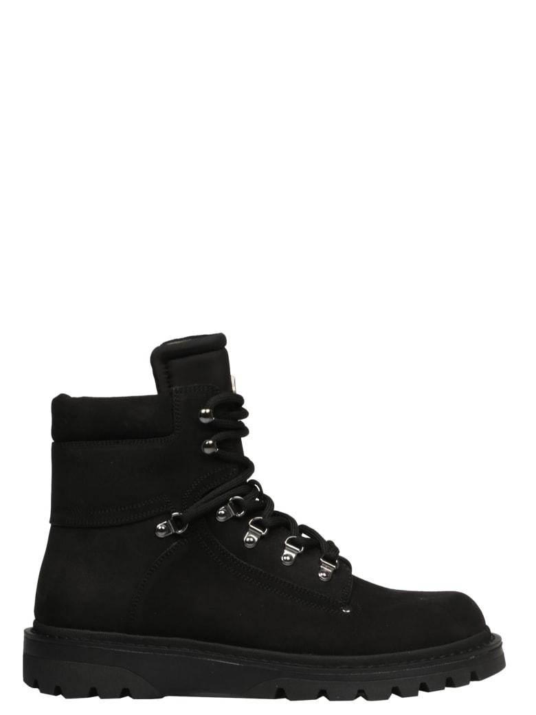 Moncler Shoes - Black