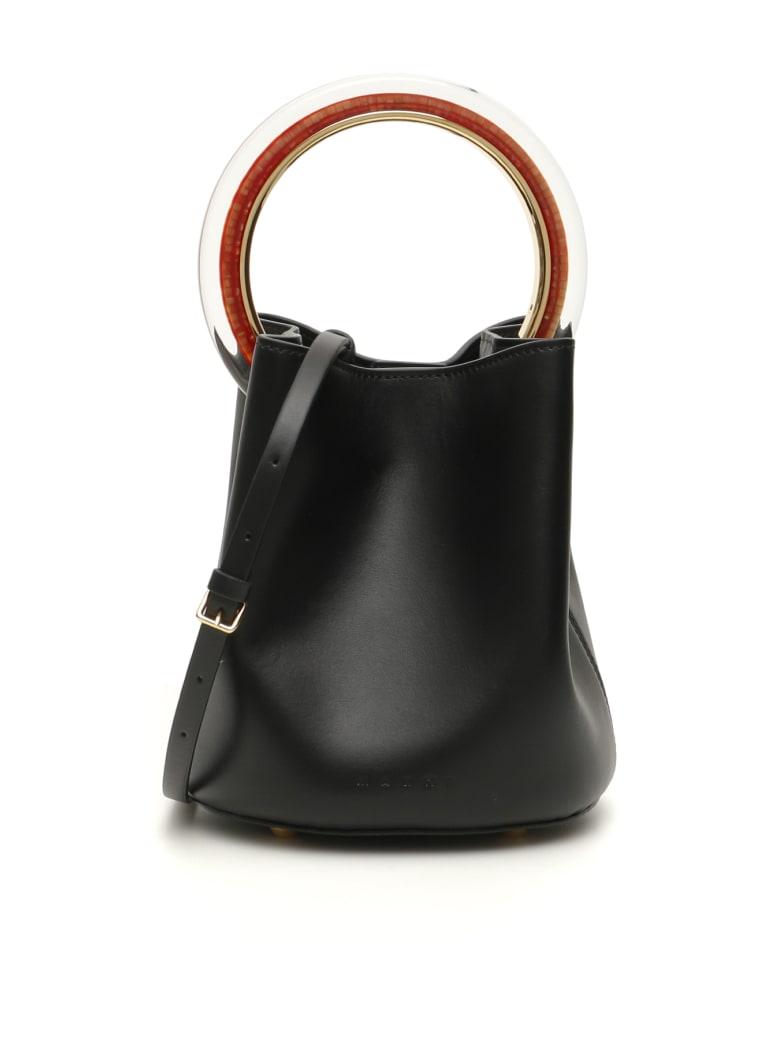 Marni Pannier Bag - Black