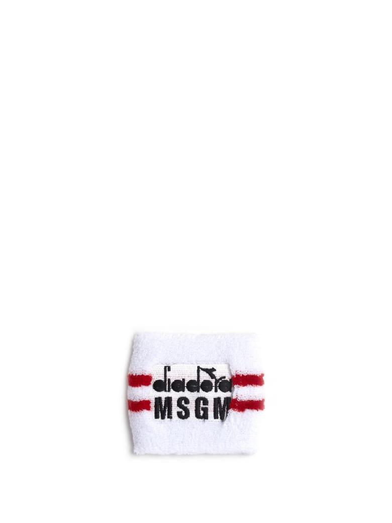 MSGM Cuffs - White