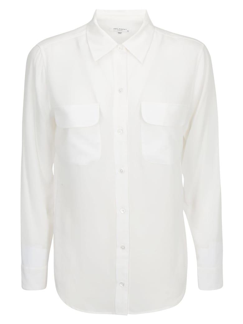 Equipment Shirt - Bright wht
