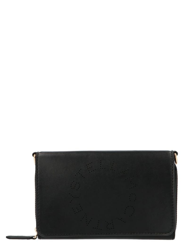 Stella McCartney 'stella Logo' Bag - Black