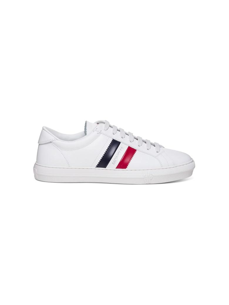 Moncler Monaco Sneakers - White