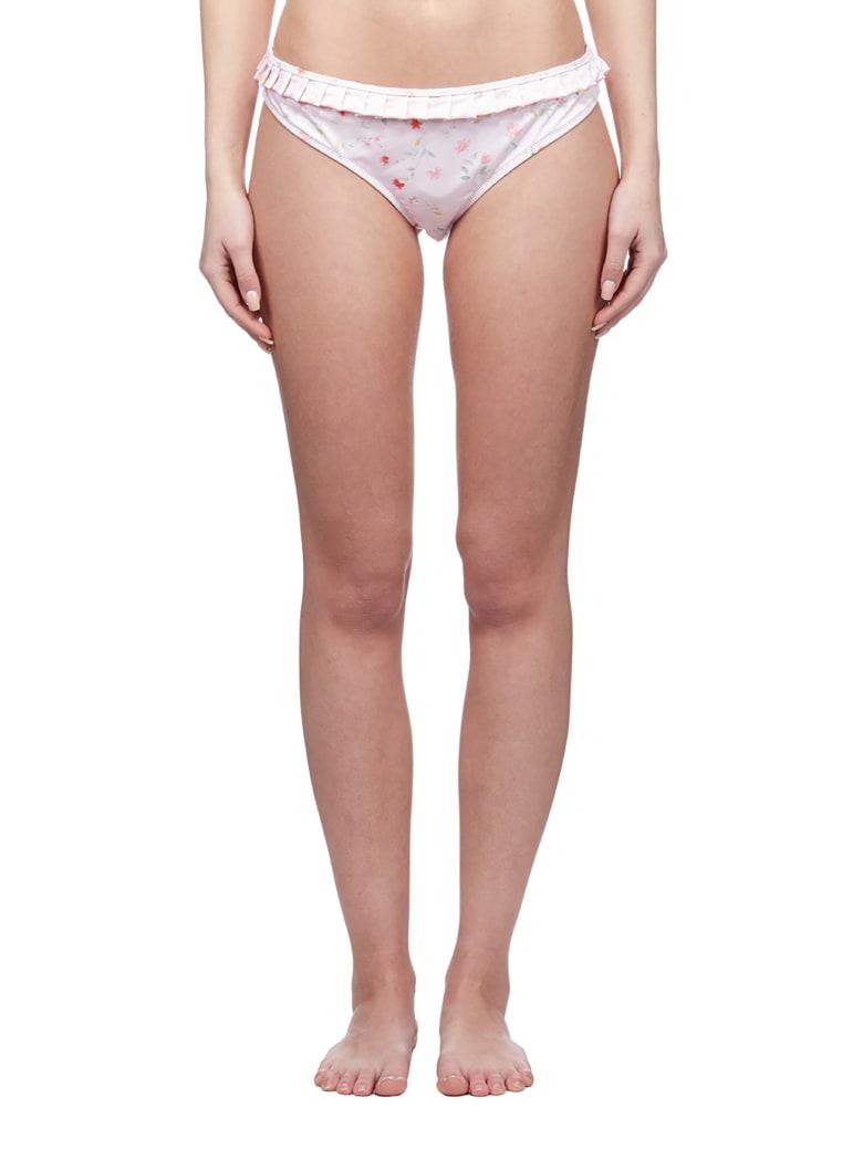 Ganni Bikini - Rosa multicolor