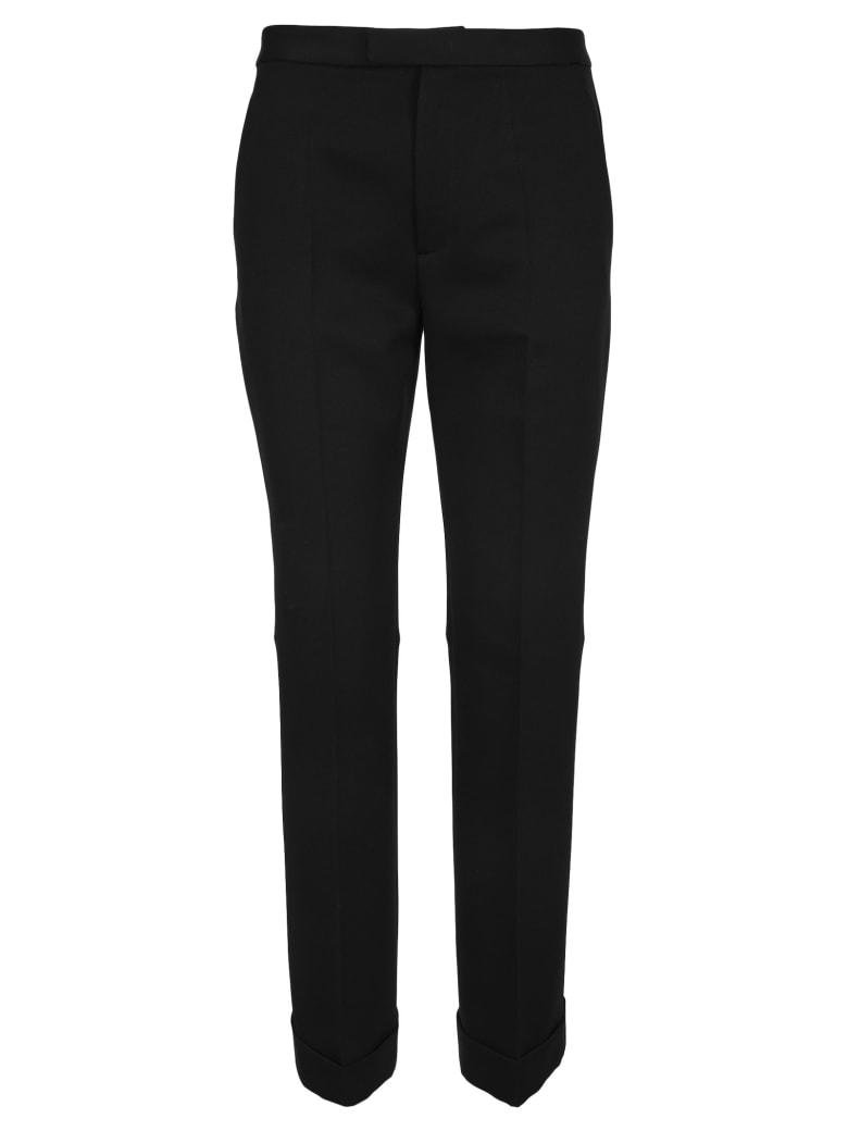 Maison Margiela Martin Margiela Straight-leg Pants - BLACK