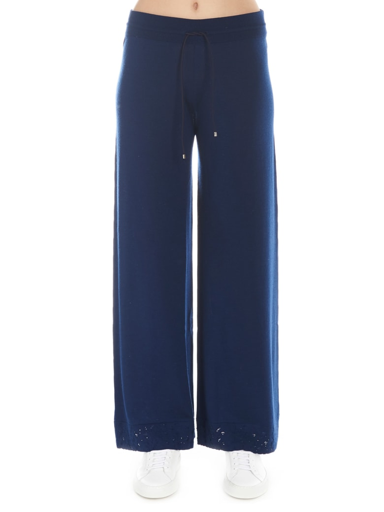 Barrie 'sweet Eighteen' Pants - Blue