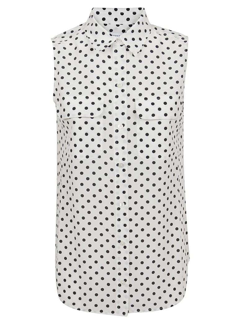 Equipment Shirt Long Sleeve - White
