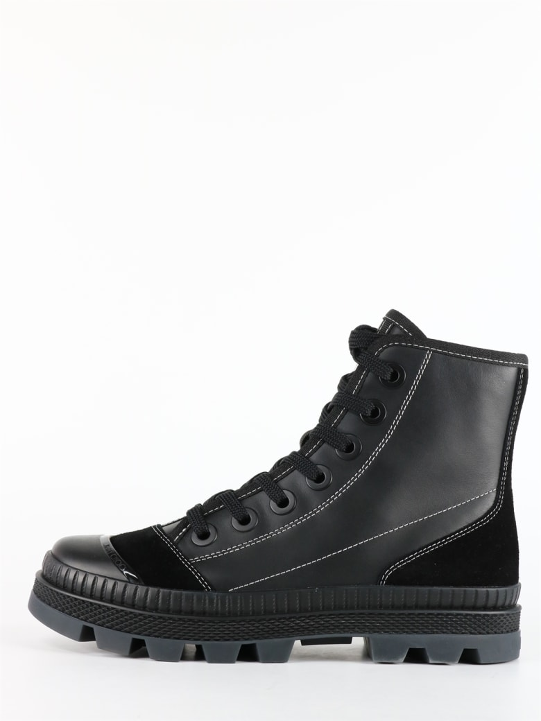 Jimmy Choo Nord Ankle Boots Black - Black