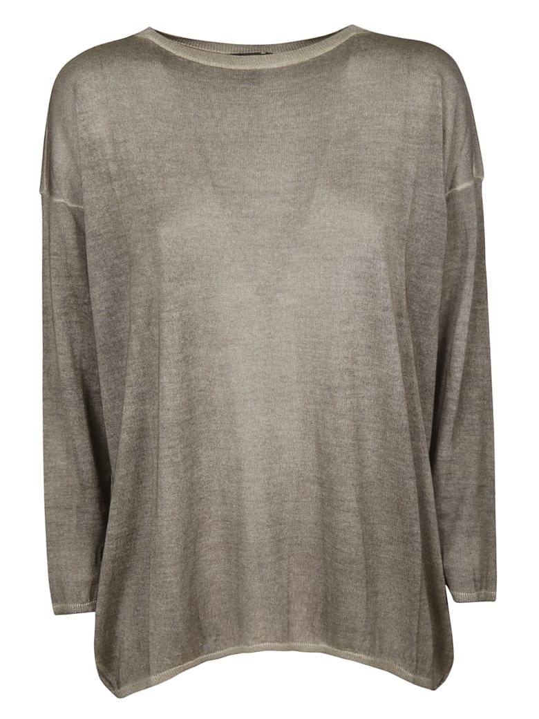 Avant Toi Classic Cashmere Sweater - Taupe