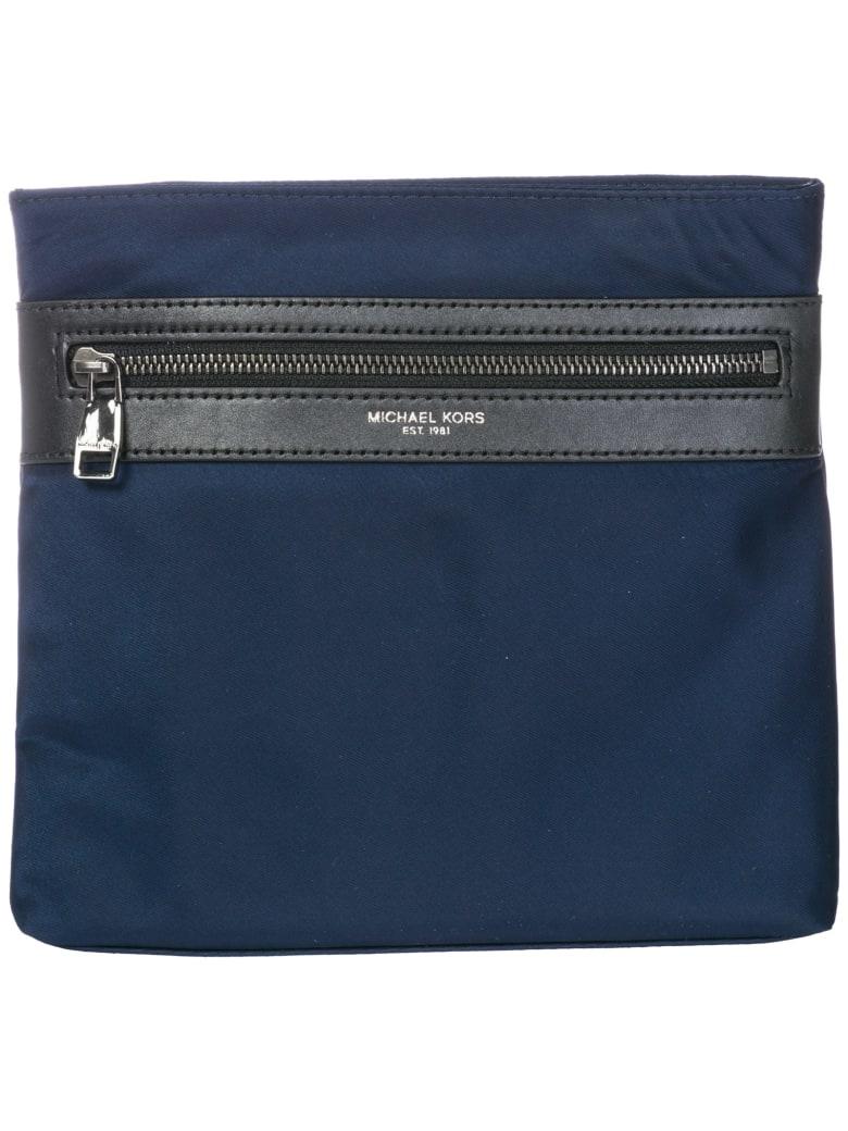 Michael Kors  Cross-body Messenger Shoulder Bag Kent - Indigo