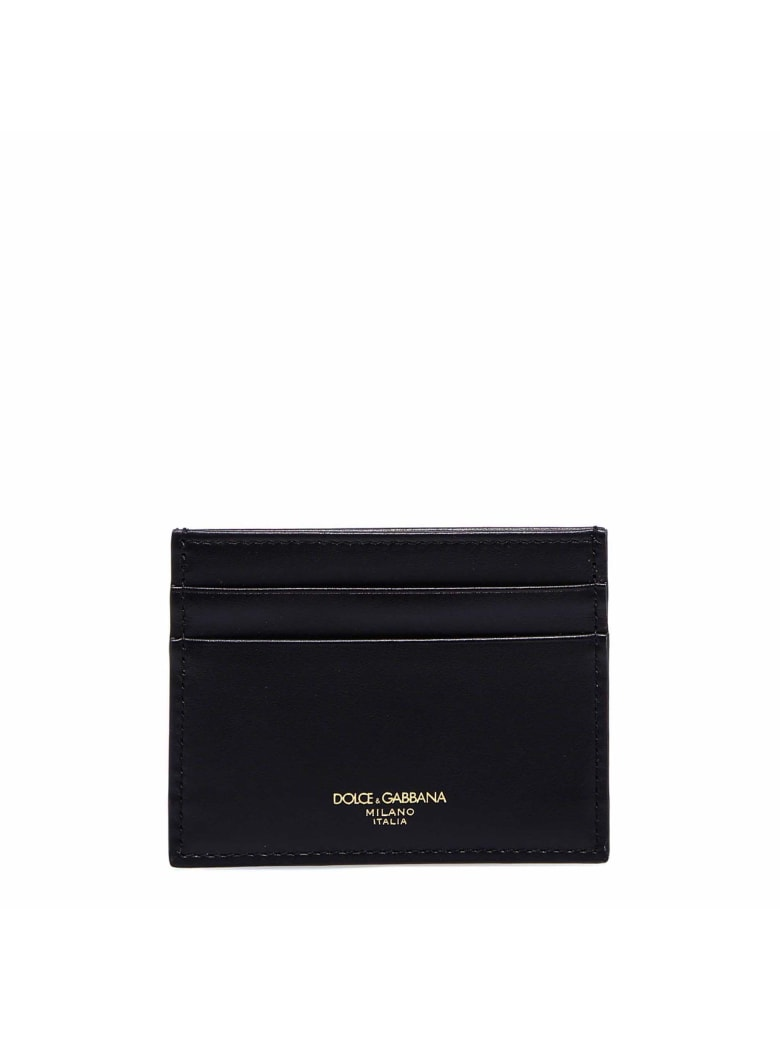 Dolce & Gabbana Cardholder - Black