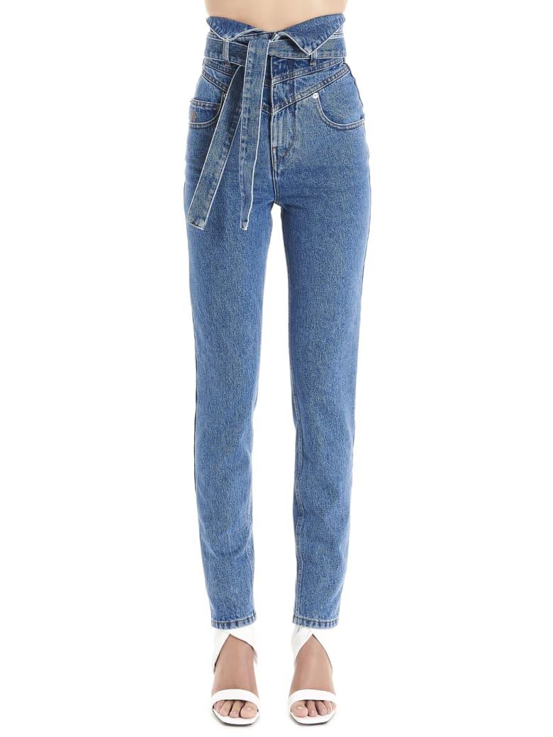 The Attico Jeans - Blue