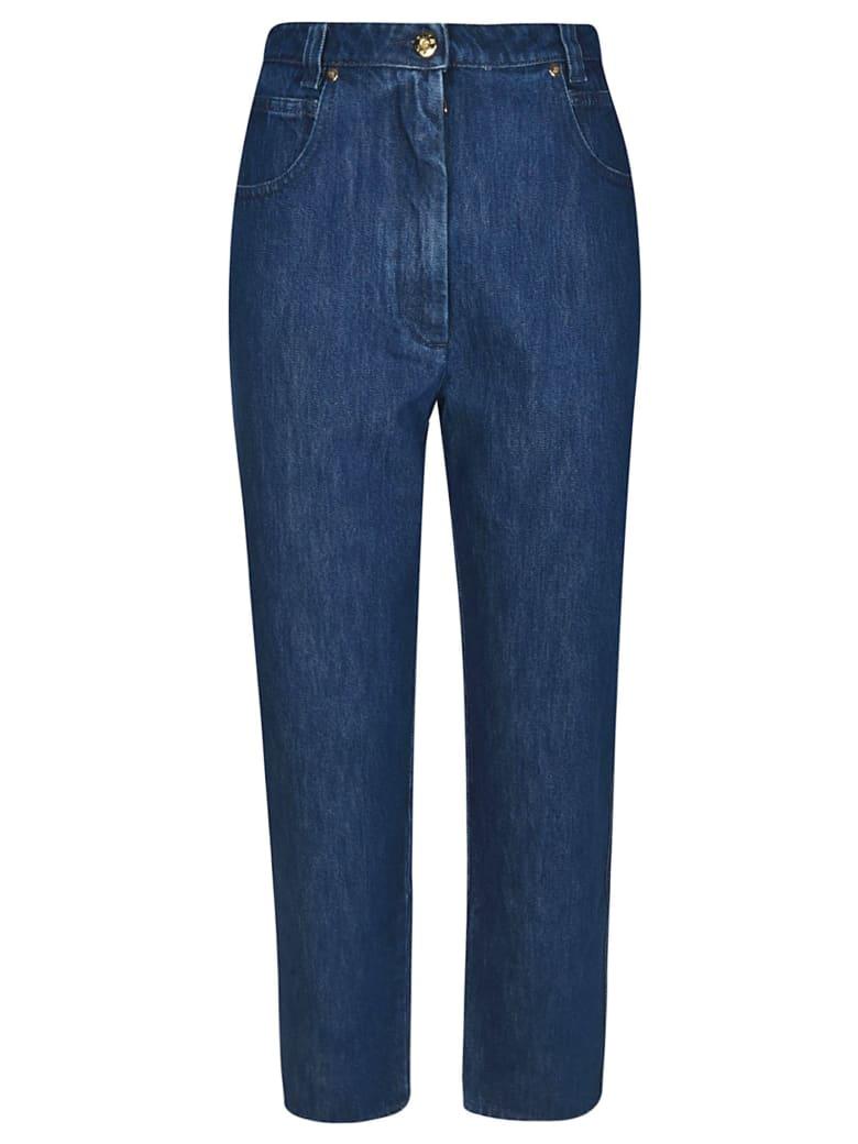 Patou Cargo Trousers - Blue