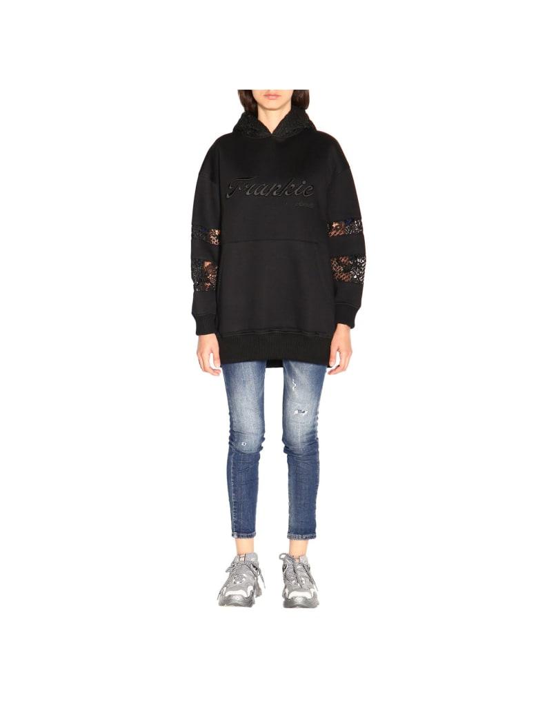Frankie Morello Sweater Sweater Women Frankie Morello - black