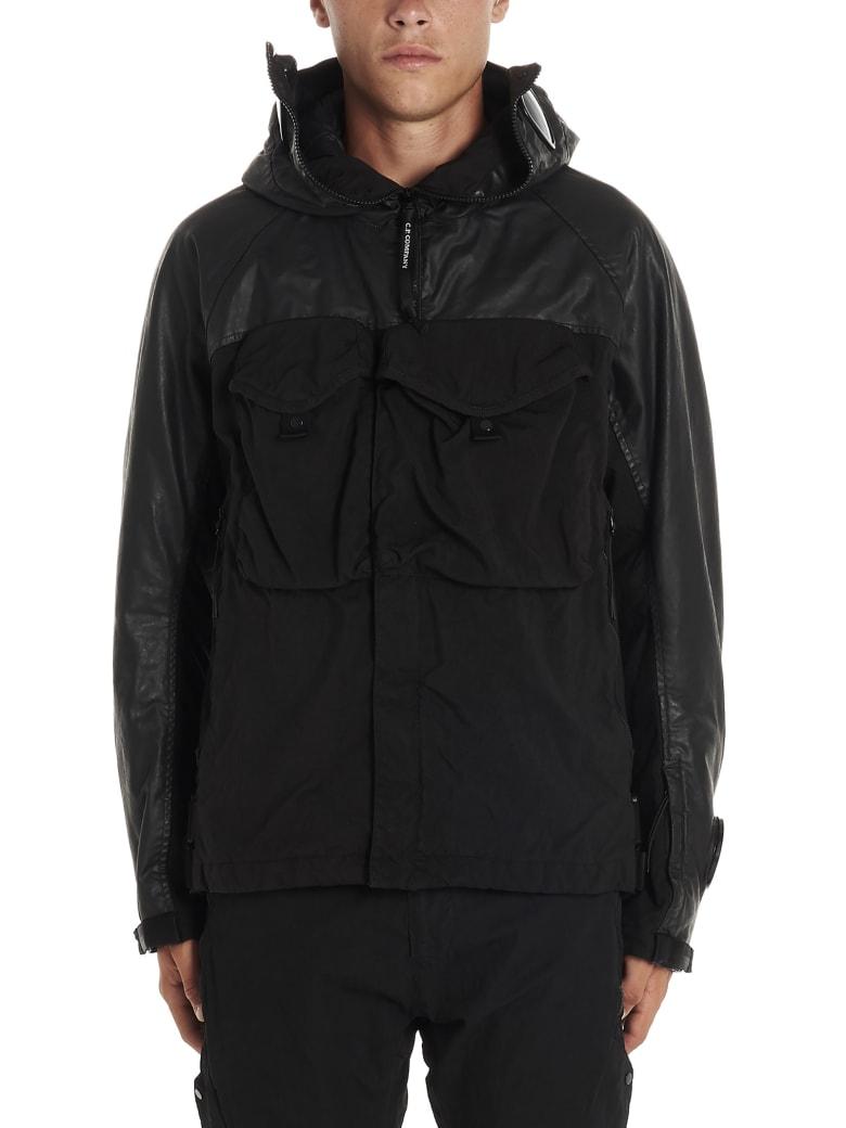 C.P. Company 'explorer' Jacket - Black