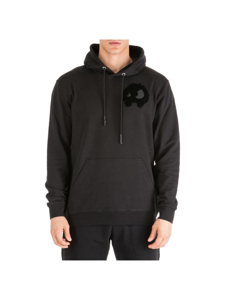 McQ Alexander McQueen  Hoodie Sweatshirt Sweat - Black