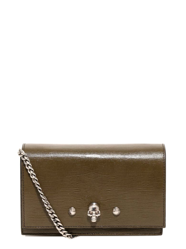 Alexander McQueen Shoulder Bag - Green