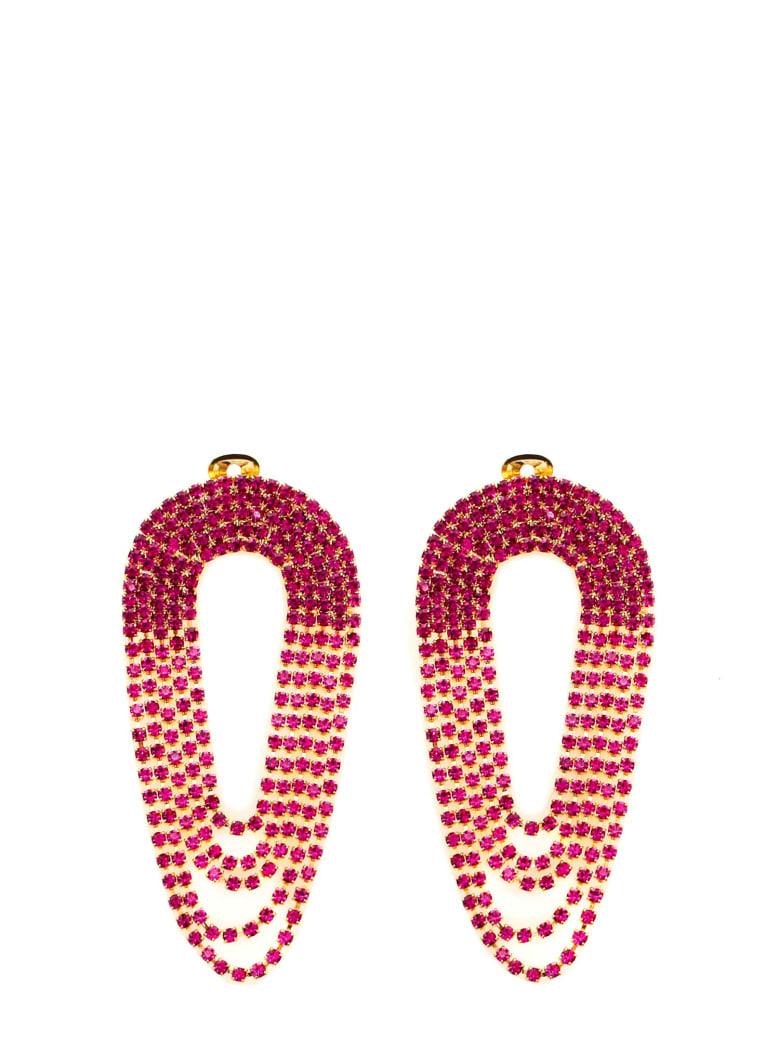 Silvia Gnecchi Liberty Earrings - Pink