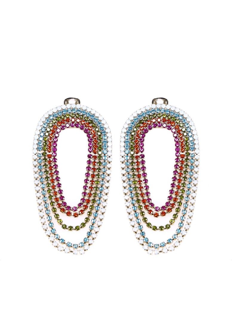 Silvia Gnecchi Liberty Earrings - Multicolor