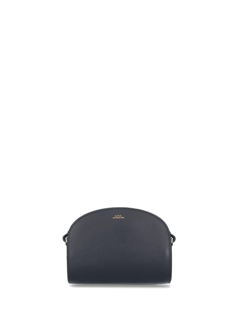 A.P.C. Shoulder Bag - Black
