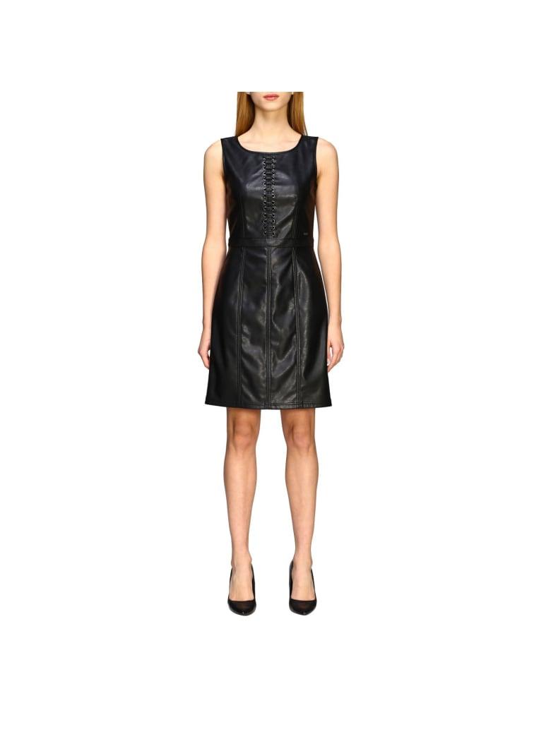 Armani Collezioni Armani Exchange Dress Dress Women Armani Exchange - black