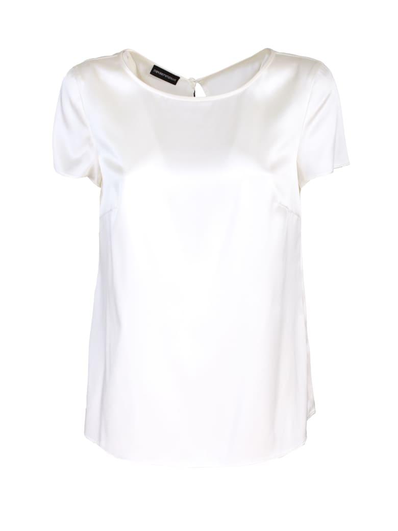 Emporio Armani Short Sleeve T-Shirt - Bianco