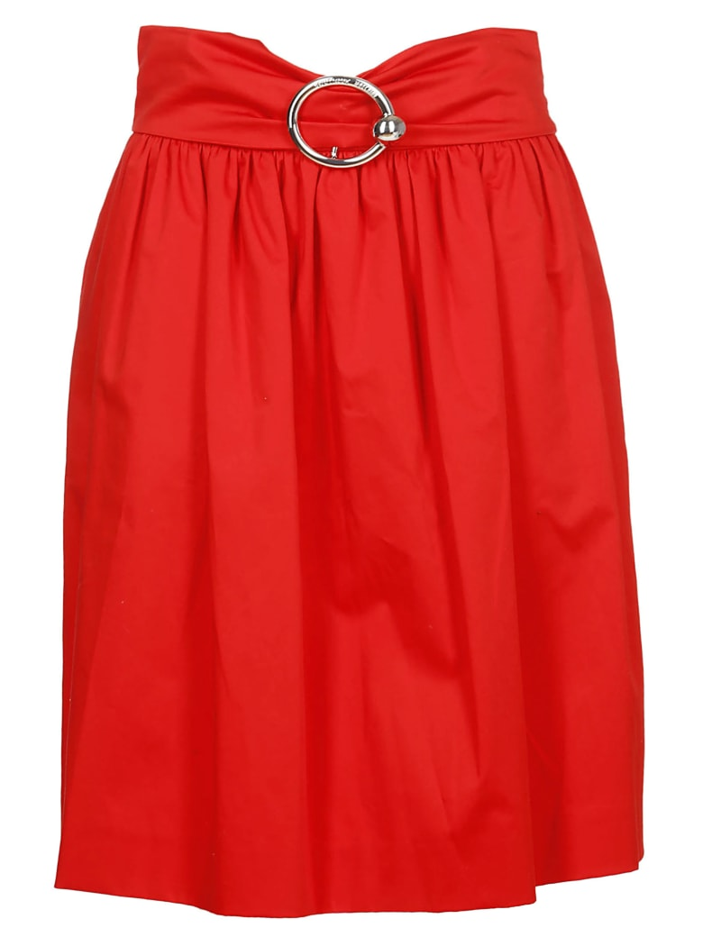 Boutique Moschino Skirt - Red