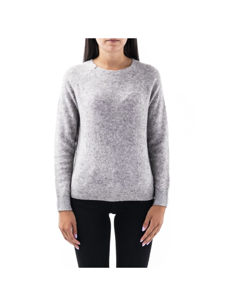 Sun 68 Sun68 Sweater - LIGHT GREY