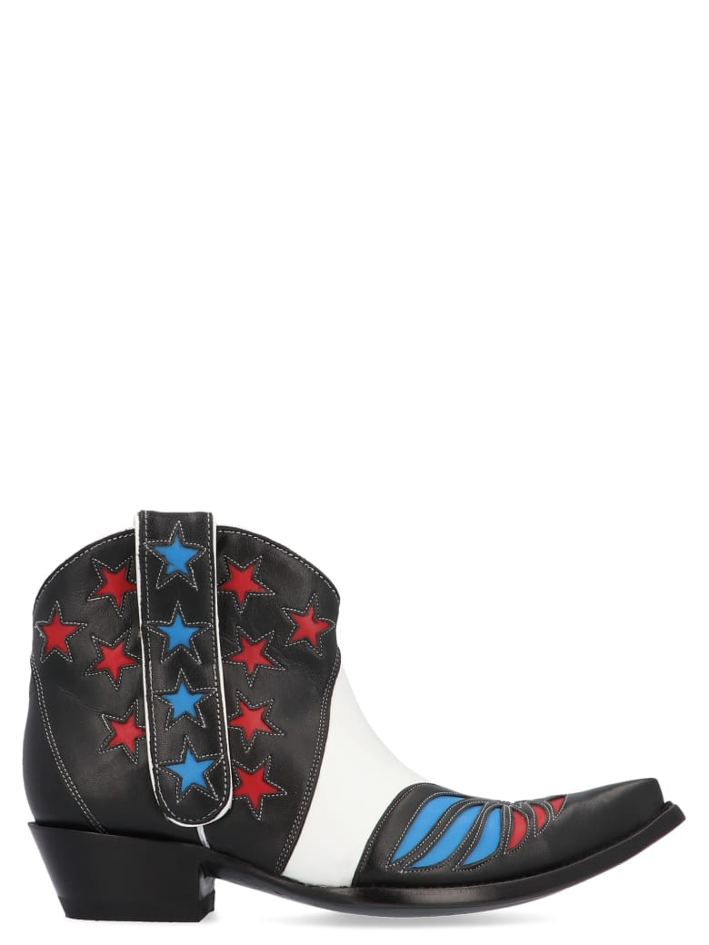 Jessie Western Shoes - Multicolor