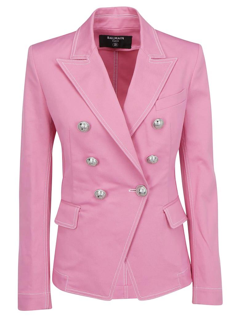 Balmain Jacket - Ka Rose