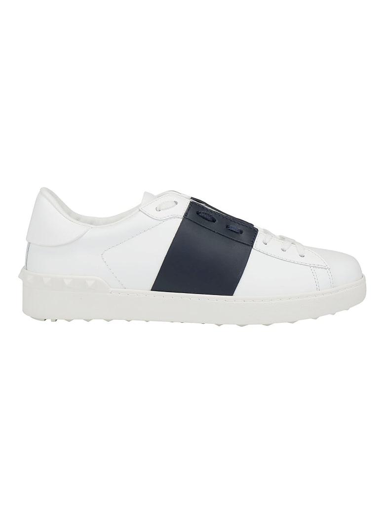 Valentino Garavani Sneakers - Bianco/marine