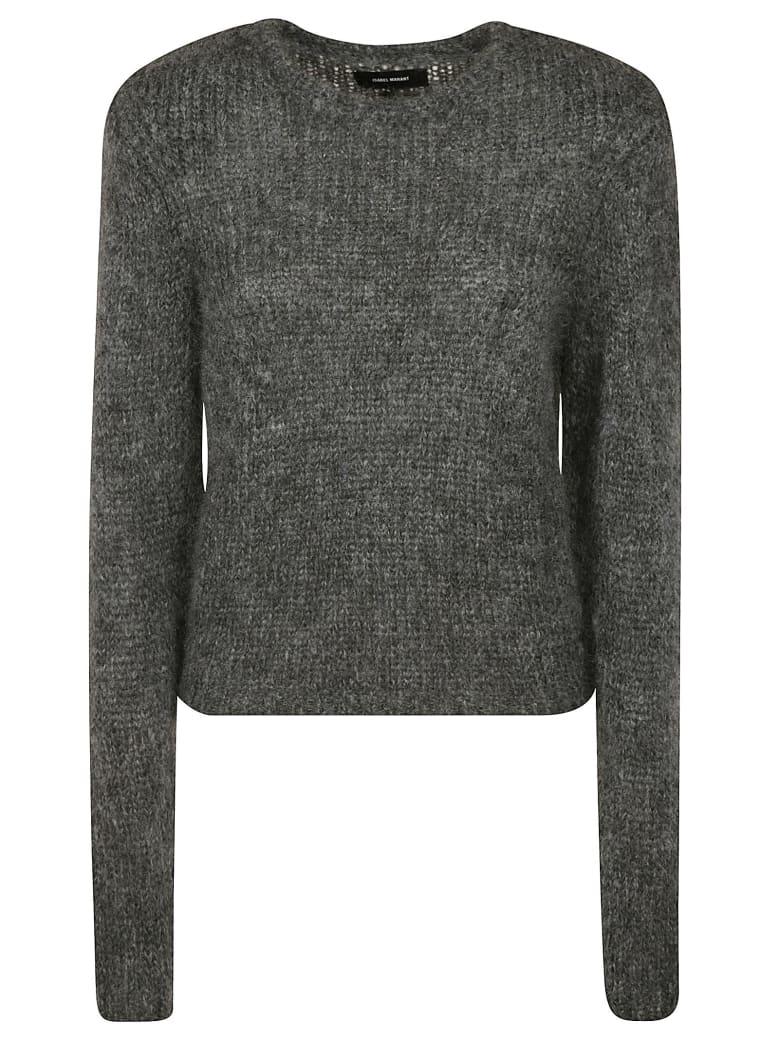 Isabel Marant Erin Sweater - Anthracite