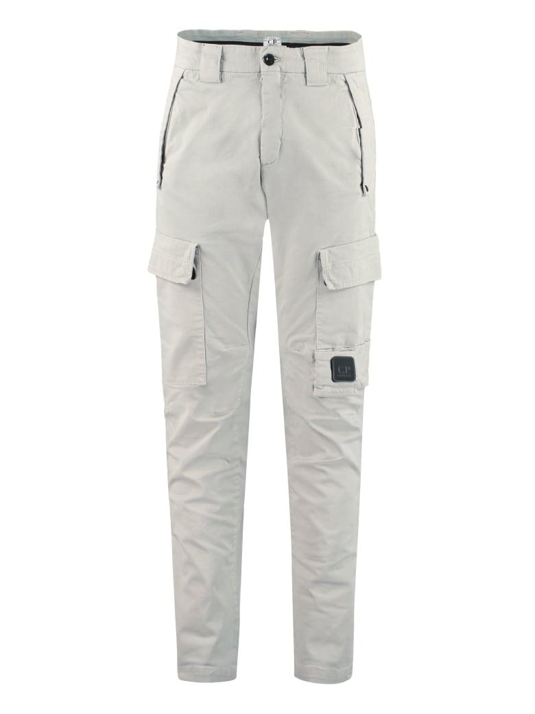 C.P. Company Cotton Cargo-trousers - grey
