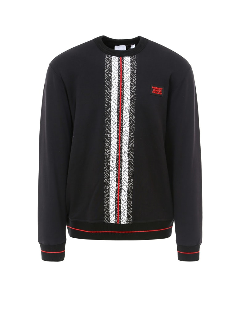 Burberry Sweatshirt - Black