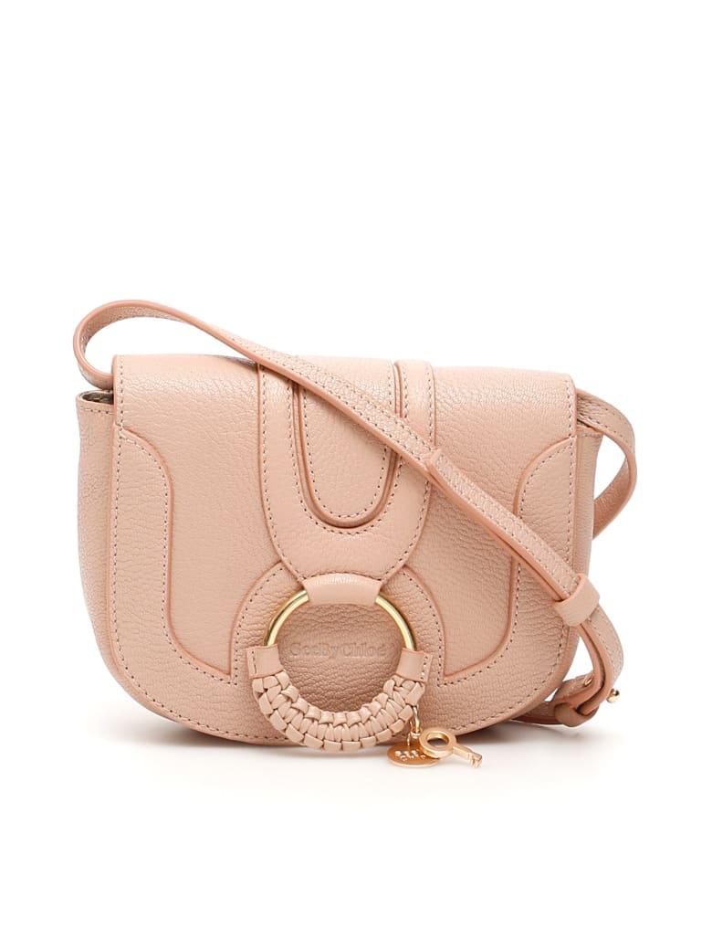 See by Chloé Mini Hana Shoulder Bag - POWDER (Pink)