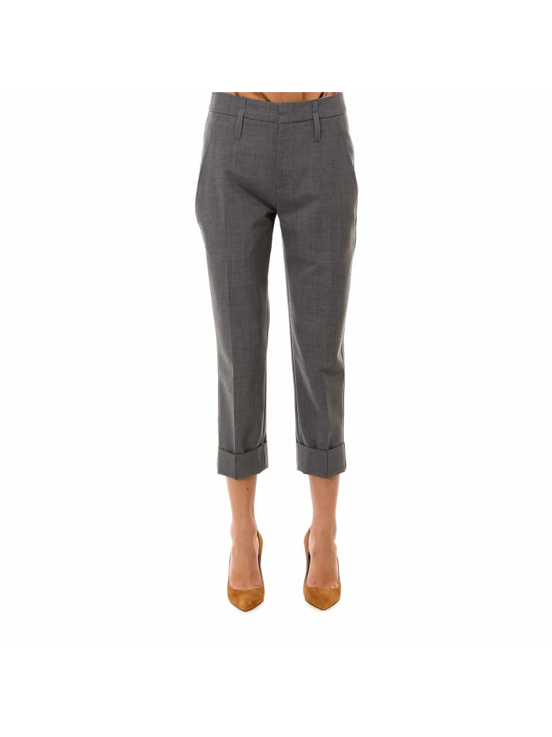 Tela Remo Trousers - Grey