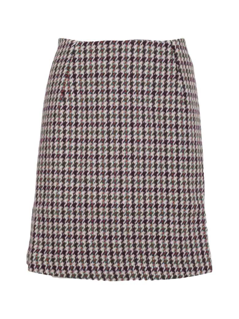 Roberto Collina Skirt - Bordeaux