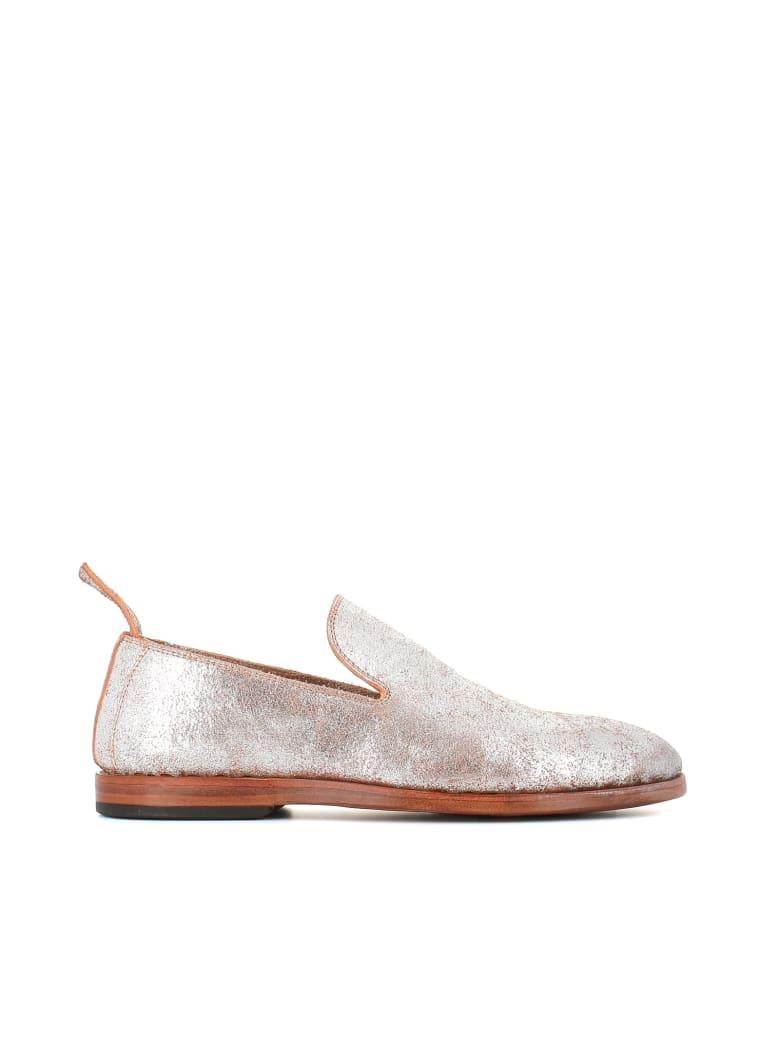"Measponte Slippers ""ambra"" - Silver"
